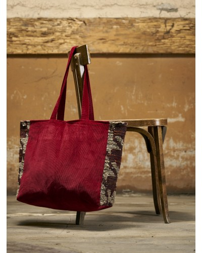 SAC ERABLE Rouge