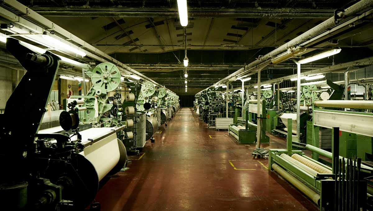 Emanuel Lang, Entreprise textile basée en Alsace