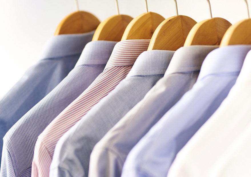 Chemises sur-mesure Matières Françaises, Popelines Emanuel Lang fabriqués en France