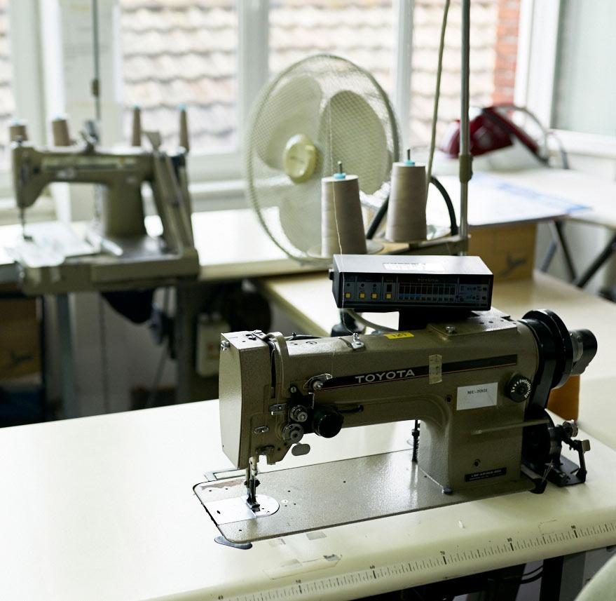 Confection Matières Françaies, des tissus fabriqués en France pour une mode durable