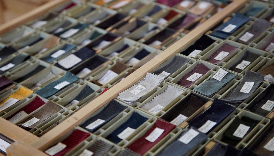 Origine de Matières Françaises, Entrepries textiles dans le Haut Rhin, Philea, Velcorex, Emanuel Lang, Tissage des Chaumes