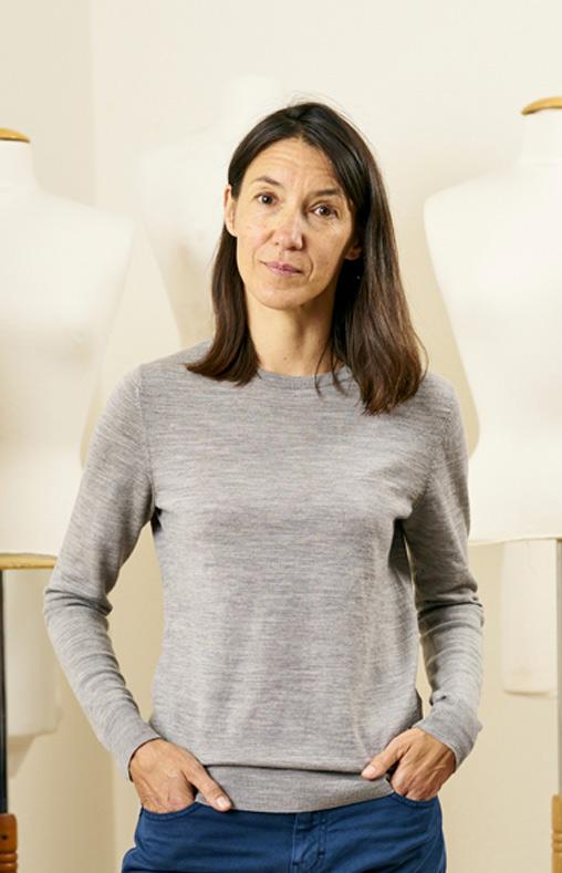 Caroline, chef de produit, styliste chez Philea Textiles