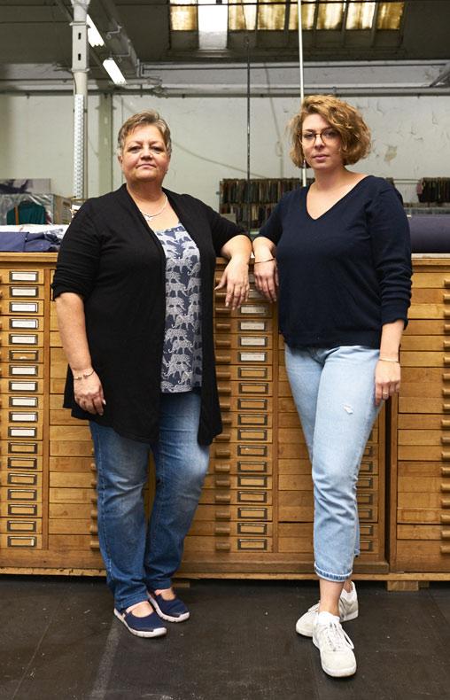 Equipe Velcorex, Entreprise textile basée en Alsace