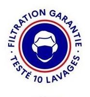 Filtration Garantie Testé 10 Lavages